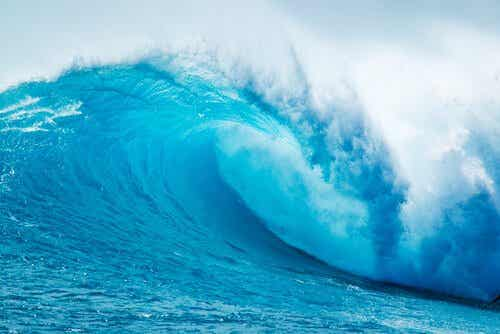 The Waves on the Shore Metaphor