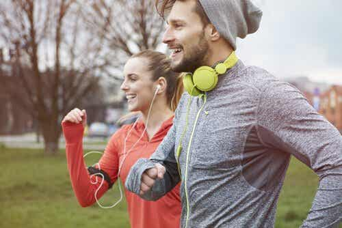 Ten Minutes of Exercise a Day Can Make You Happier