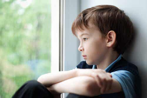 Three Misconceptions about Children and Grief
