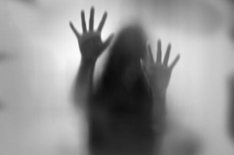 The Cotard delusion may make you feel like you are trapped.