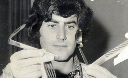 Uri Geller and the Story of a Collective Scam