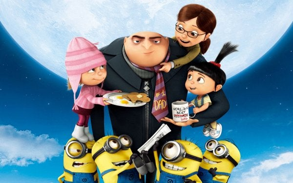 Gru: The Redemption of a Villain
