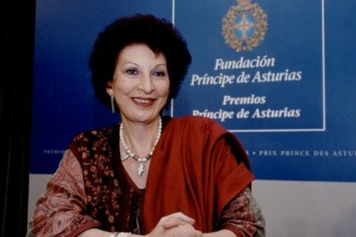 Fatima Mernissi is a Moroccan feminist.