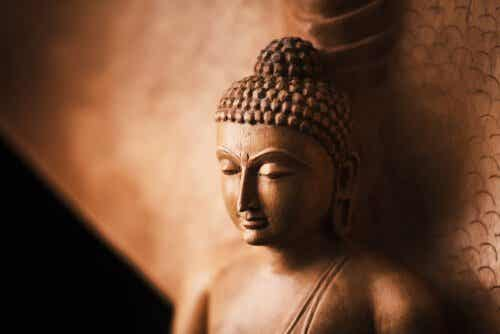 A Buddhist Story about Patience and Mental Peace