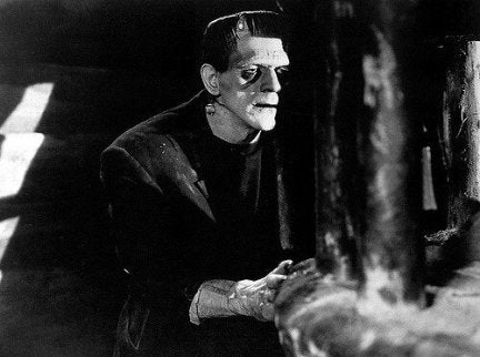 Mary Shelley's Frankenstein.