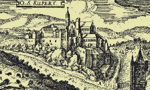 Hildegard Monastery.
