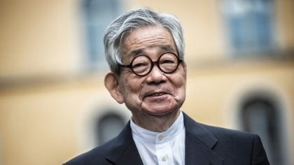 Five Wonderful Kenzaburō Ōe Quotes