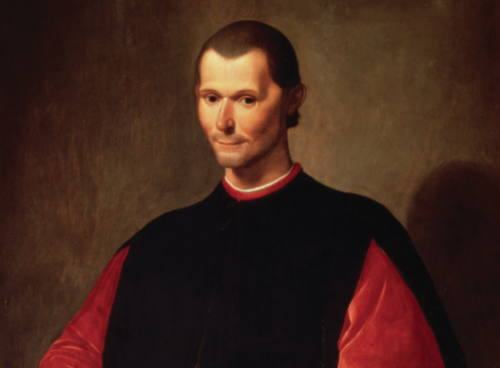 Five Niccolò Machiavelli Quotes