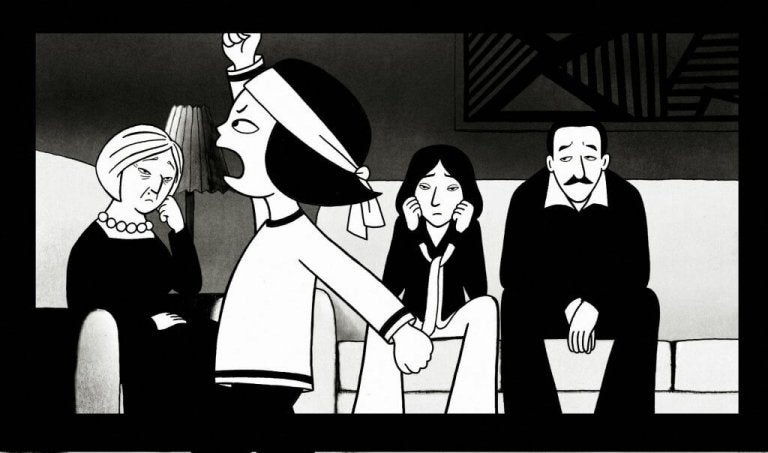 Persepolis The Other Truth Cinema Television And Psychology Exploring Your Mind