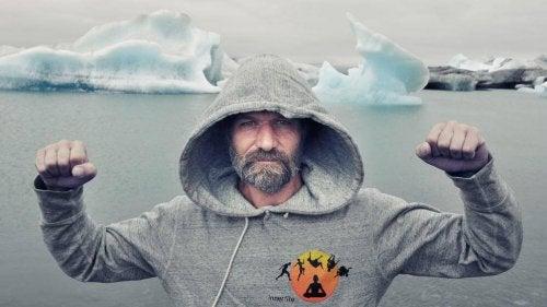 Wim Hof: The Dutch Iceman