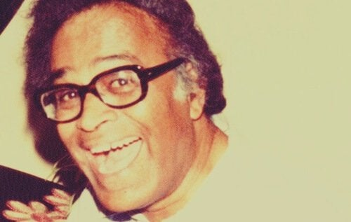A picture of Anthony de Mello.