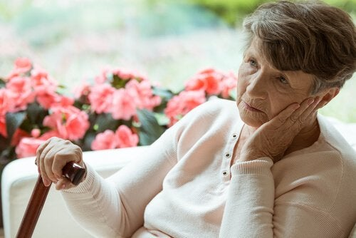 Elderly Life: Loneliness at the Nursing Home