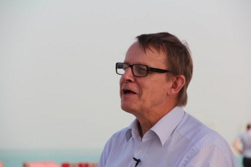 Hans Rosling: The Prophet of Demographics