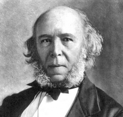 Herbert Spencer: Biography and Work