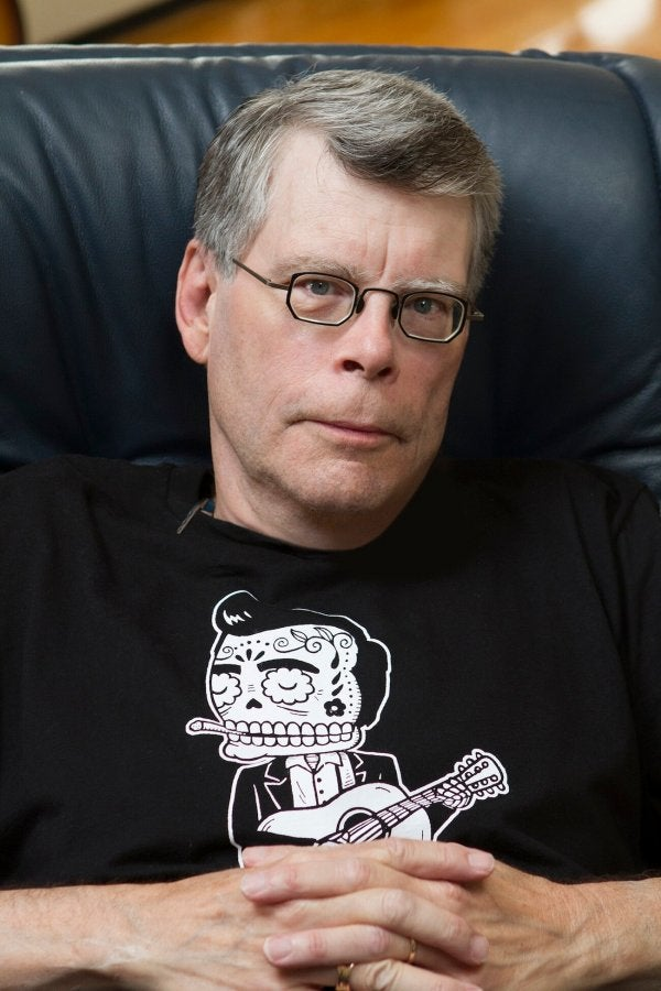 How to Write Like Stephen King