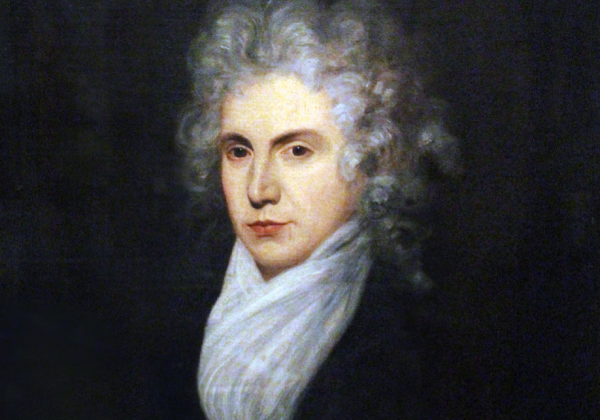 A portrait showing Mary Wollstonecraft later on in her life.