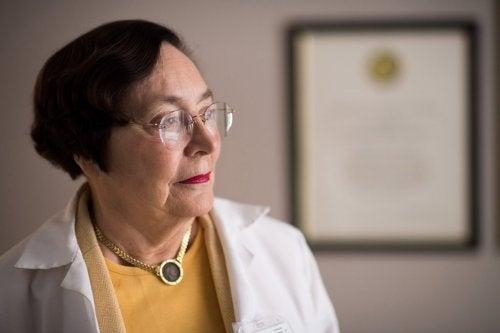 Nancy Andreasen Tschoon.