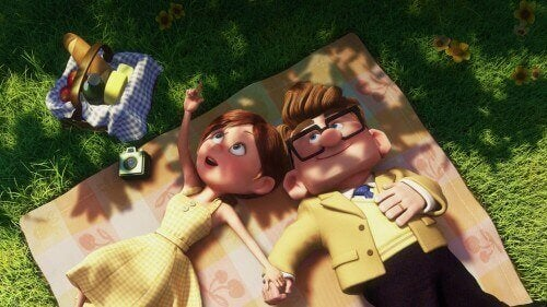 Carl and Ellie from UP.