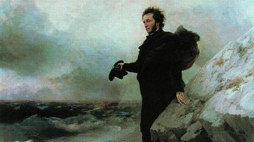 A painting by Pushkin.