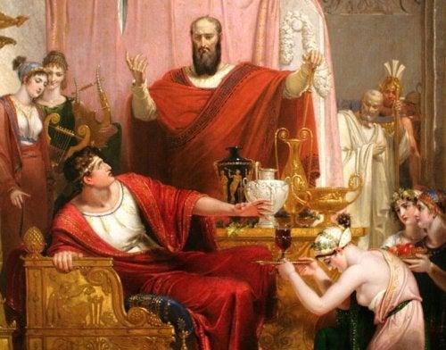 Damocles and Dionysius.