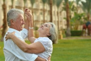 The Wonderful Experience of Growing Old Together
