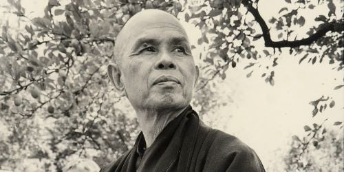 The Teachings of Master Thich Nhat Hanh