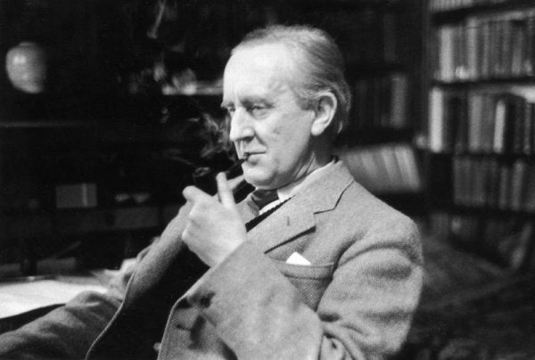J.R.R. Tolkien: A Life in Books