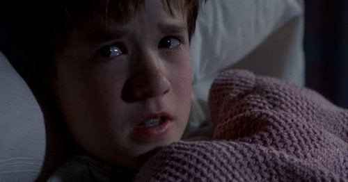 Cole from The Sixth Sense.