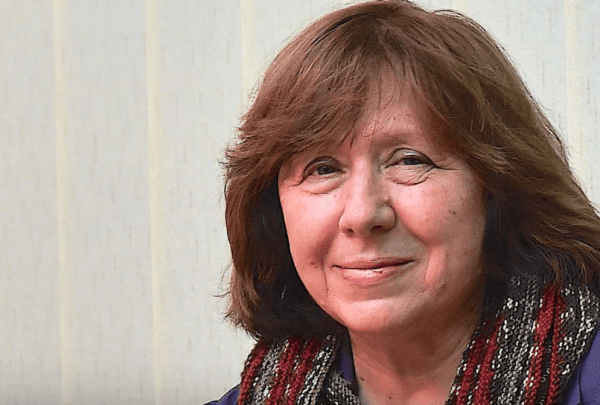 Learn All about Svetlana Alexievich