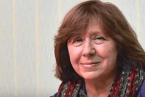 Learn All about Svetlana Alexievich