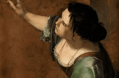 Artemisia Gentileschi: Biography of a Baroque Painter