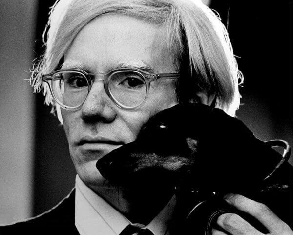 Andy Warhol and His Time Capsules