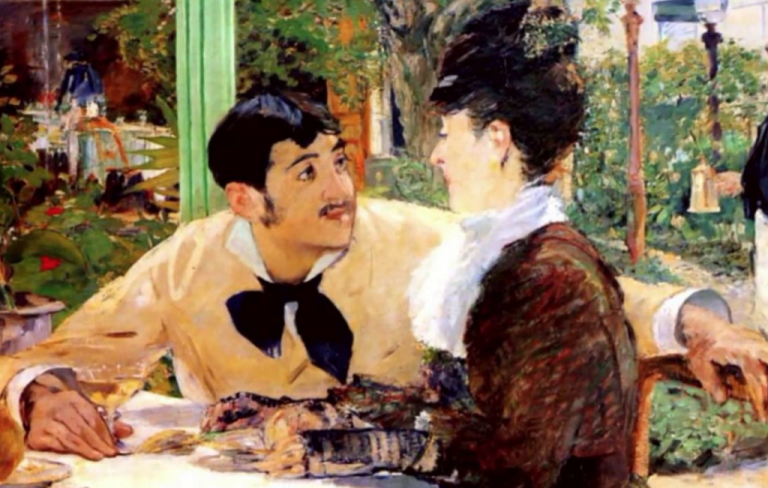 Édouard Manet: The First Impressionist