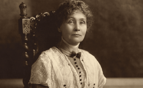 Emmeline Pankhurst and the Suffragette Movement