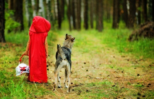 Why the Wolf in Red Riding Hood Isn't Bad