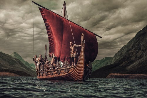 The Vikings were competent sailors.