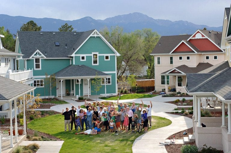 Cohousing: A New Community Lifestyle