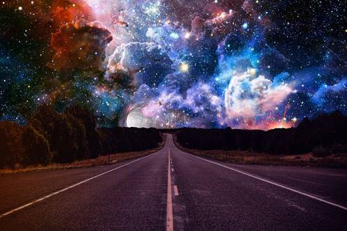 A highway to heaven.
