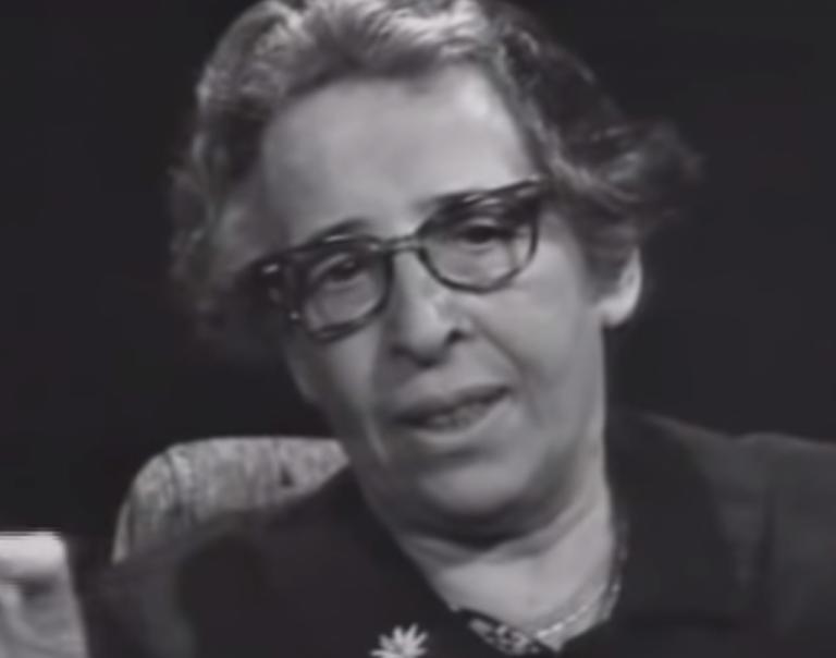 Johanna Arendt, A Pluralist Thinker