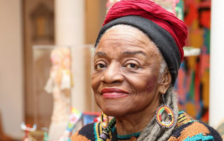 Faith Ringgold: A Woman Who Embraced Her Destiny