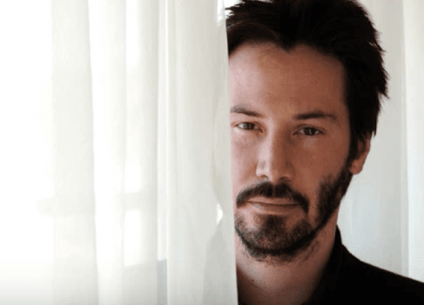 Keanu Reeves, A Different Kind of Celebrity