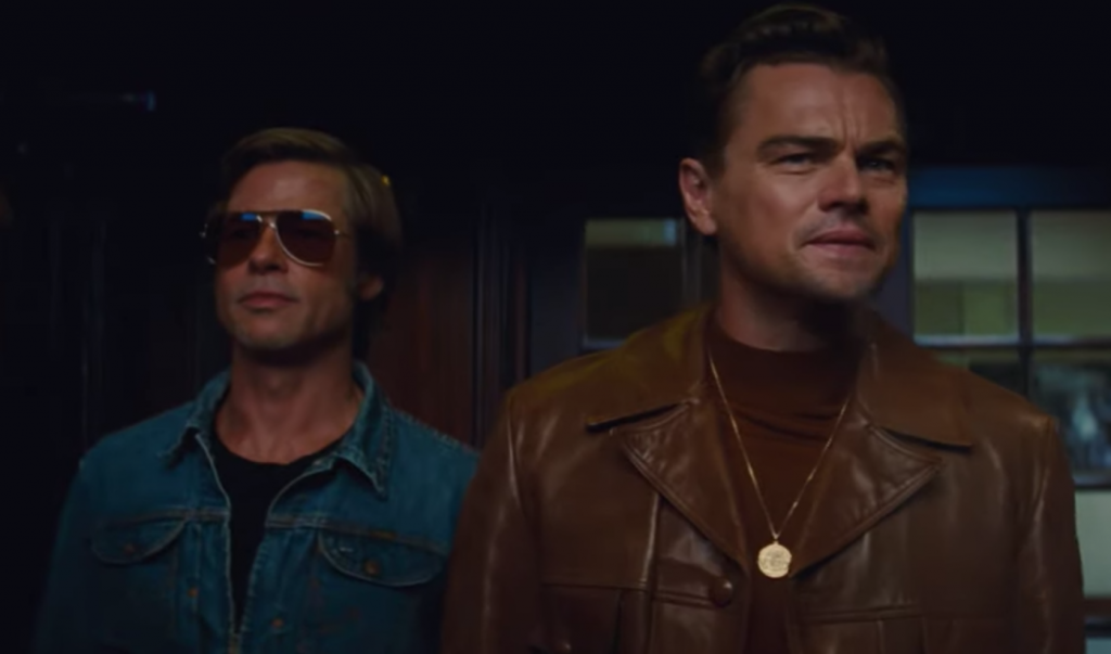 Tarantino's Once Upon a Time in Hollywood