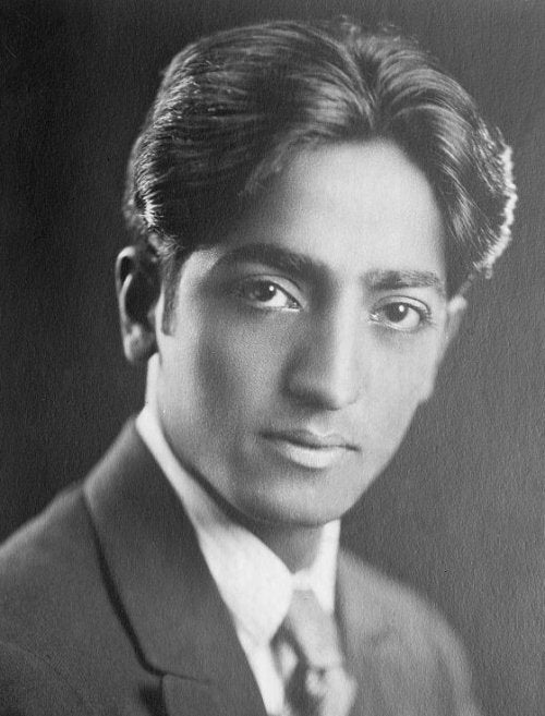 Jiddu Krishnamurti: Truth is a Pathless Land