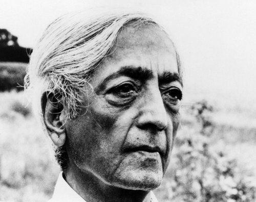 Jiddu Krishnamurti was a pioneer in philosophy sans religion.