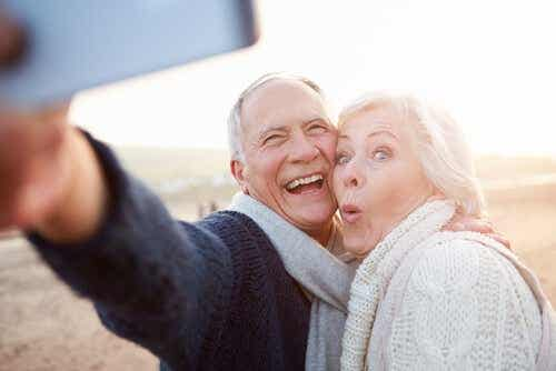 The Difference Between Aging and Getting Old