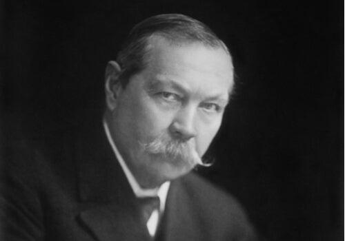 Arthur Conan Doyle.