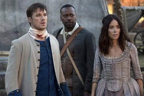 Characters from the Timeless tv show.