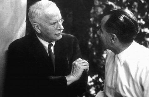 Medard Boss and Carl Jung.