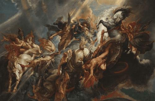 """""""The Fall of Phaeton."""""""