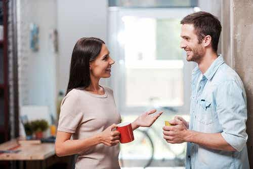 Face to Face - Distance in Verbal Communication
